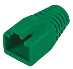 PRO SIGNAL PELR0213  Strain Relief Boot, Green, 8Mm
